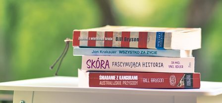 4 nie-psychologiczne książki, które mnie rozśmieszyły, wciągnęły, bądź wzruszyły do łez
