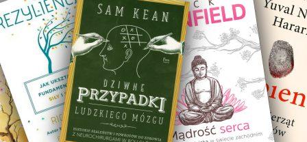 5 książek, które mnie porwały, i jedna, którą sama mogłabym porwać
