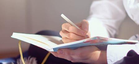 5 ciekawych i przyjemnych ćwiczeń na autorefleksję